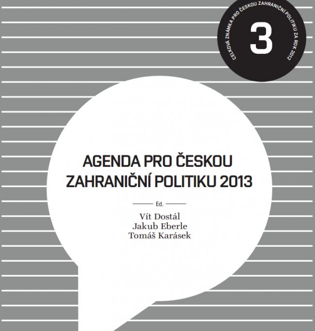 Agenda pro českou zahraniční politiku 2013