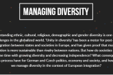 Managing Diversity - website
