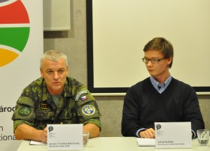 generálporučík František Malenínský, Jakub Kufčák