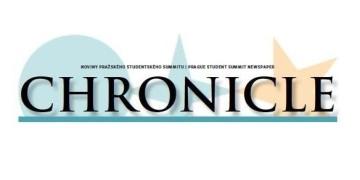 Noviny Chronicle - 2. číslo XXI. ročníku