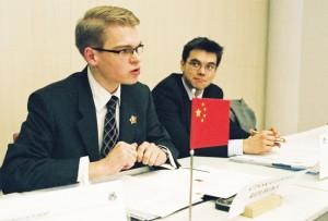 Historie prazskeho studentskeho summitu