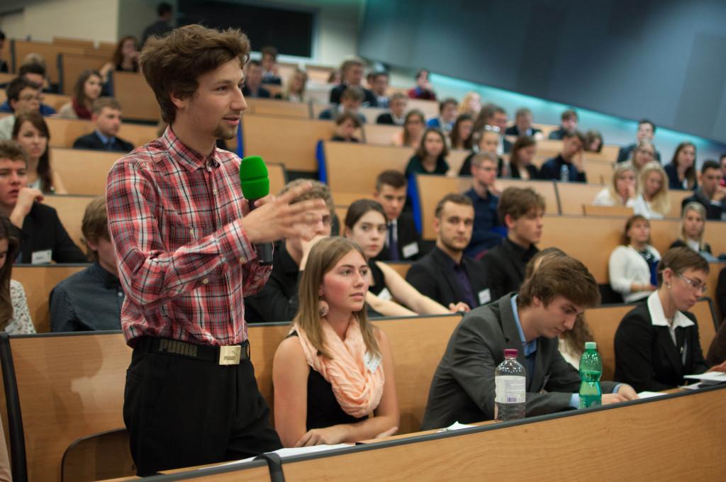 Prazsky studentsky summit dotazy