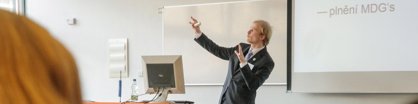 V. přípravné setkání XXII. ročníku Pražského studentského summitu