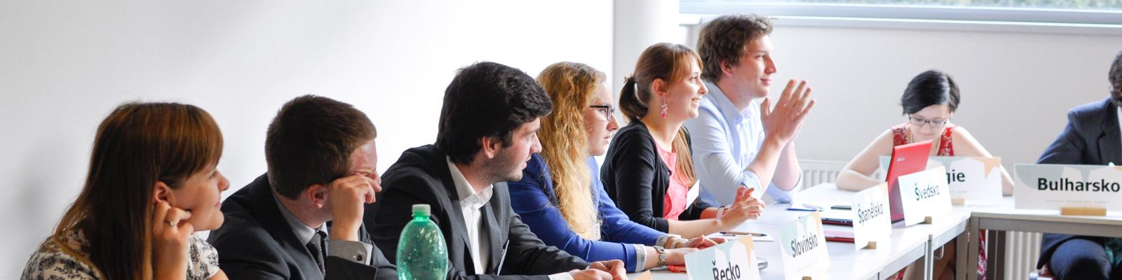 II. přípravné setkání XXII. ročníku Pražského studentského summitu