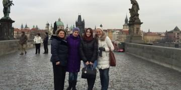 Předávání zkušeností ukrajinské Perejeslav-Chmelnické univerzitě přineslo první výsledky