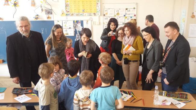 Supporting media education in Belarusian schools