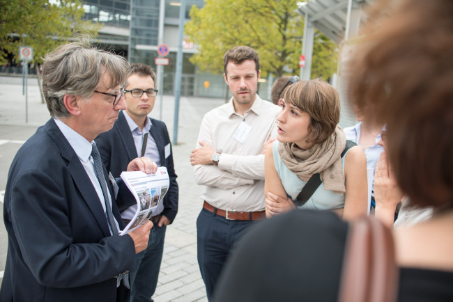 Berlin workshop starts the 7th year of the Czech-German programme for young professionals