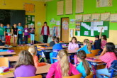 Инклюзивное образование в начальной школе в Побежовице
