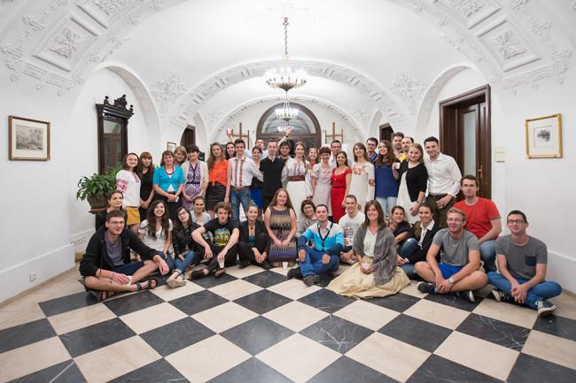 Visegrádská letní škola je po roce zpět!