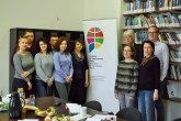 Belarusian teachers have familiarized with media education at the Czech schools