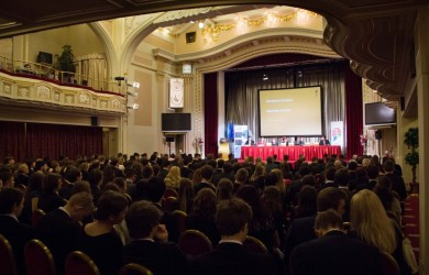 Final Conference of the XXIII season of the Prague Student Summit