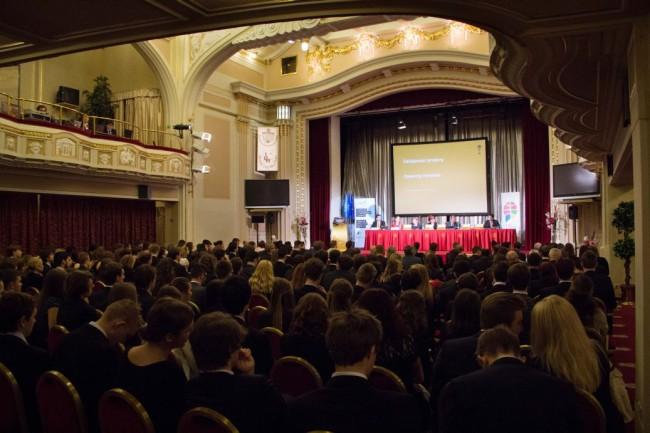 Začíná závěrečná konference Pražského studentského summitu