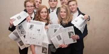 Noviny Chronicle - 9. číslo XXI. ročníku