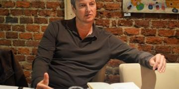 Journalists spoke with Petr Luňák about Warsaw summit