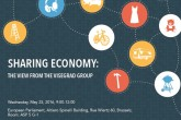 Sharing Economy: The View from the Visegrad Group (poster)