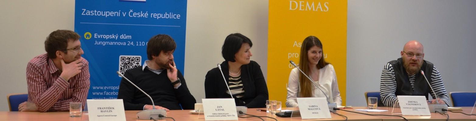Debatní odpoledne o transformační politice