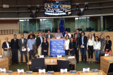Zuzana Lizcová participated in a dialogue programme Europaforum in Brussels