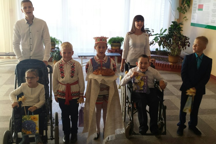Belarusian teachers learned about inclusion within the Slavkov format