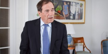 Interview with His Excellency Otto Jelinek