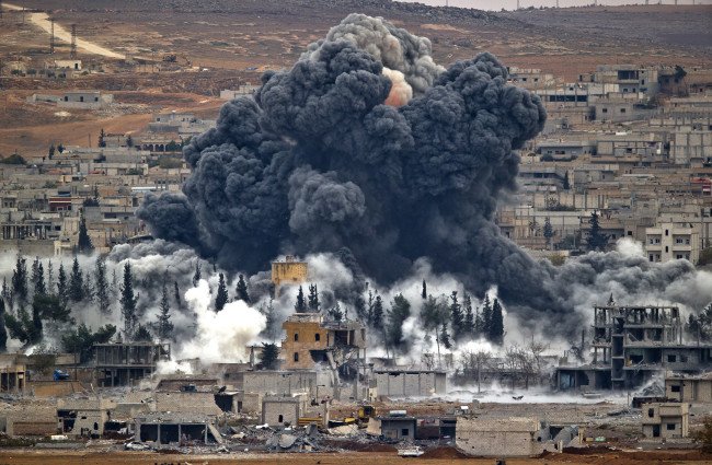 Is the conflict in the Middle East never-ending?