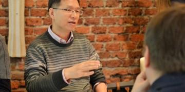 Čínský bloger pro INFO.CZ: