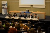 Studenti řešili na Pražském studentském summitu brexit, příště k nim promluví ministr zahraničí Zaorálek