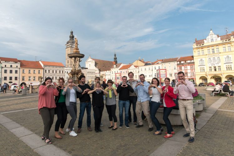 The German-Czech Border Area Workshop Concluded the 8th Year of CGYPP