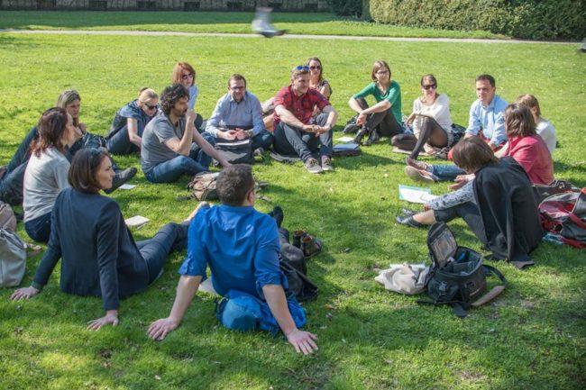 Závěrečný workshop pro mladé profesionály se uskuteční v Pasově a Českých Budějovicích