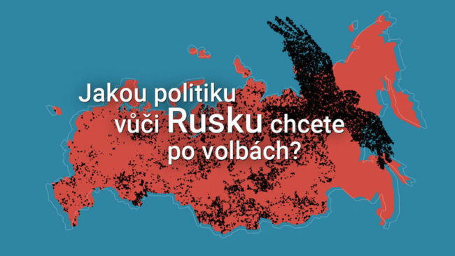 Test: Jaký postoj Česka vůči Rusku chcete po volbách?