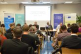 AMO presented the results of Trends of Visegrad European Policy in Prague and Brussels