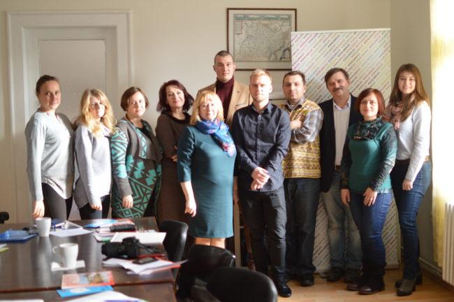 Autoři nejlepších ukrajinských projektů v oblasti ústní historie přijeli do ČR