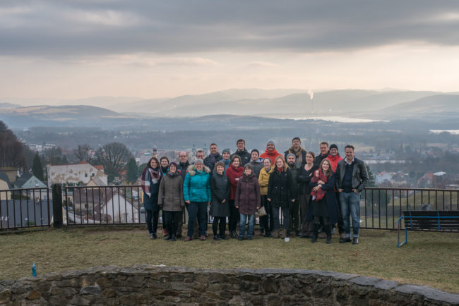 CGYPP alumni had a meeting in the Czech borderland