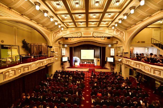 Závěrečnou konferencí skončil XXIII. ročník Pražského studentského summitu