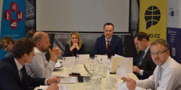 Pražský kulatý stůl odstartoval projekt Digital New Deal