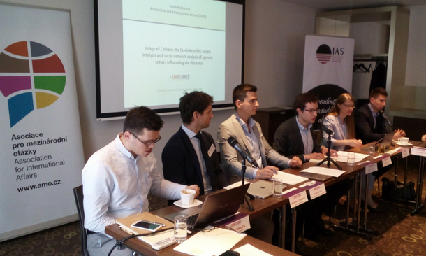 ChinfluenCE Roundtable: The Extent and Kind of China's Influence in Central Europe