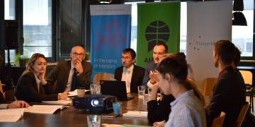Digital New Deal for V4: How do we stand with new technologies?