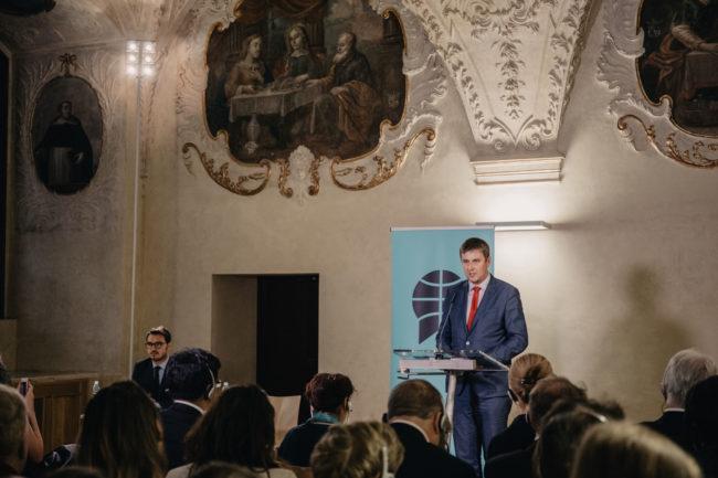 Tomáš Petříček officially named foreign minister
