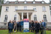 The tenth year of the annual Czech-German Young Professionals Program (CGYPP) was successfully launched in Berlin!