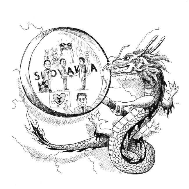 Čínska prítomnosť na Slovensku: medzi cukrom a bičom