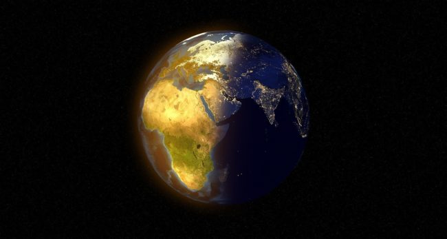 Proběhla první přednáška na téma V čem nám mapy o Africe lžou?