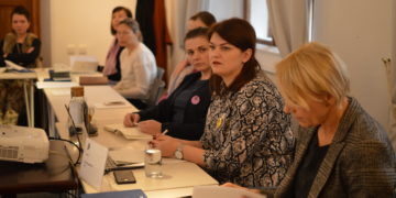 Meeting of the Network of Women in Czech Foreign, European, and Security Policy in spring 2020