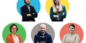 Budoucnost české zahraniční politiky. Rozhovory s mladými expertkami a experty