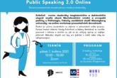 Public Speaking 2.0 Online: školení prezentačních dovedností pro mladé profesionálky