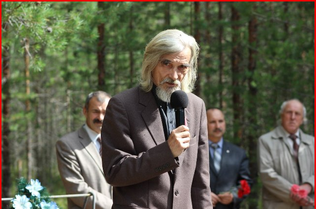 Dopis na podporu Jurije Dmitrijeva k ruskému Nejvyššímu soudu