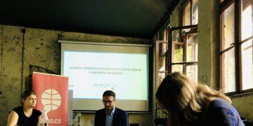 Máme za sebou druhé setkání Networku žen v české zahraniční politice s Radanem Šafaříkem